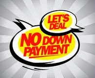 Loans with no down payment