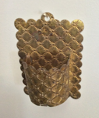 Victorian Match Holder NO. 4