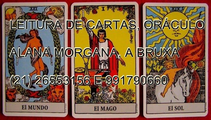 ORÁCULO/LEITURA DE CARTAS