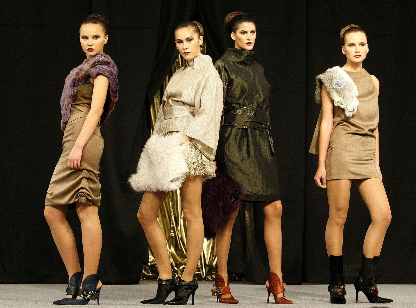 Pasarela de moda