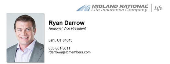 Ryan Darrow - Regional Vice President