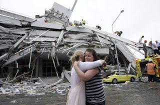 Christchurch earthquake pictures