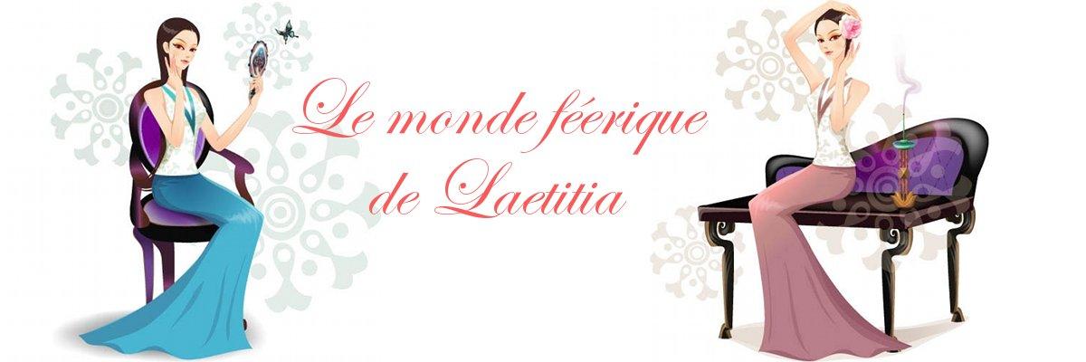 Le monde féerique de Laetitia