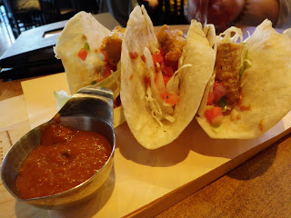 Baja Fish Tacos