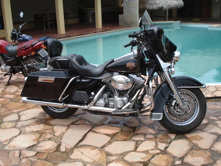 Moto Harley - Em Alter tem.