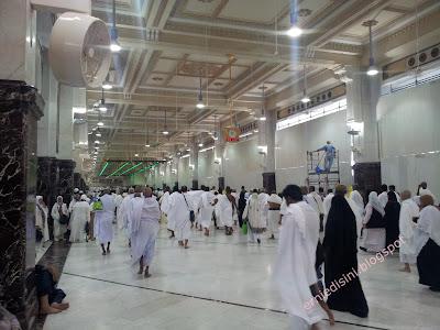 saie masjidil haram