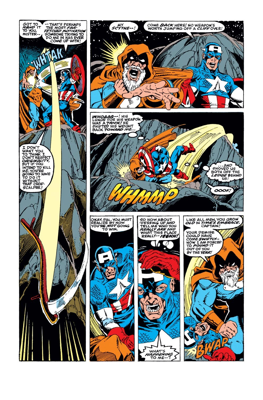 Captain America (1968) Issue #383 #316 - English 23