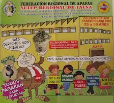 MEMORIAL DE RECHAZO A LA PRIVATIZACIÓN DE LA EDUCACIÓN MODALIDAD DE CONCESIONES A LAS APP