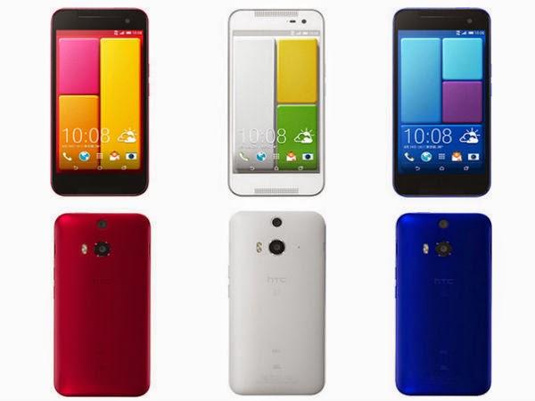 HTC Butterfly 2 nouveau smartphone