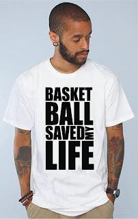 jual kaos basket