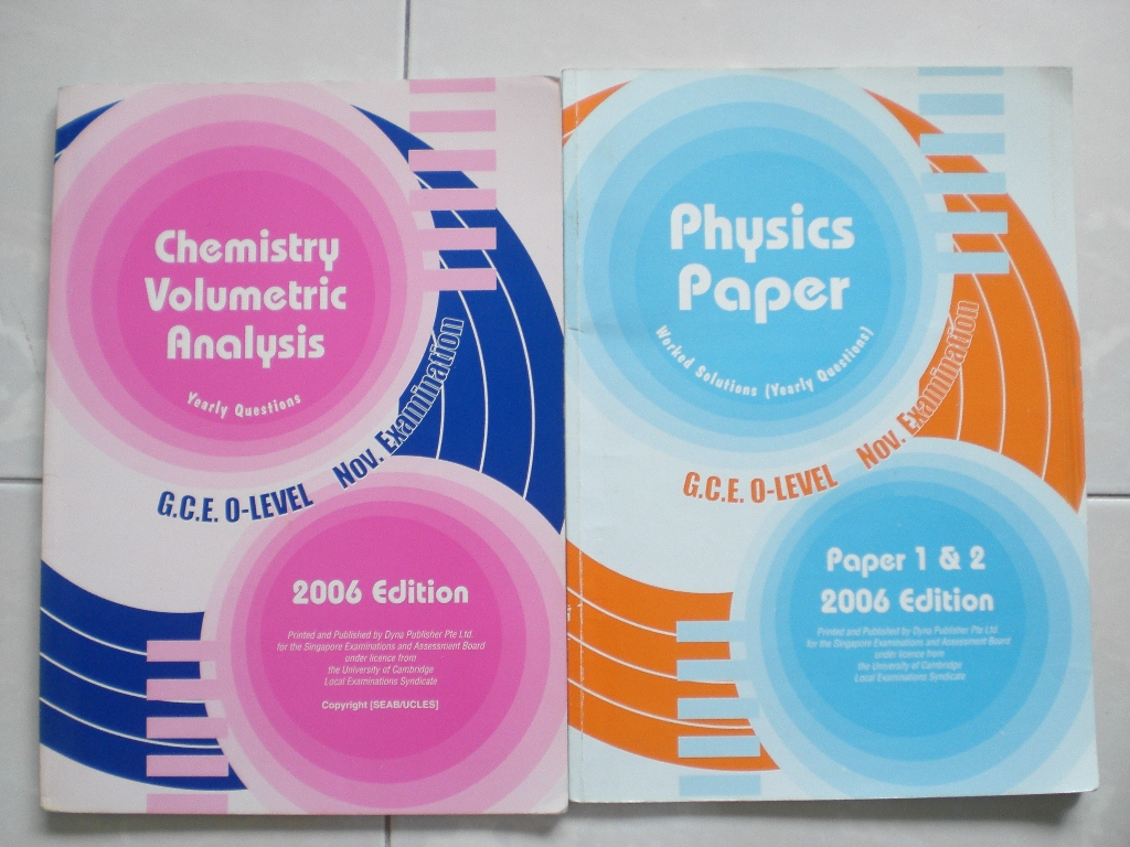 gce o level solved papers Jc exam papers free secondary exam test papers - 2016 gce o, a level, secondary, jc exam papers, test papers, prelim papers we offer free secondary 4 examination.