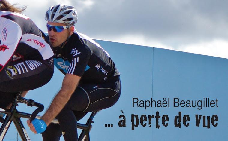 Raphaël sur piste