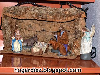 Nacimiento Navidad pesebre