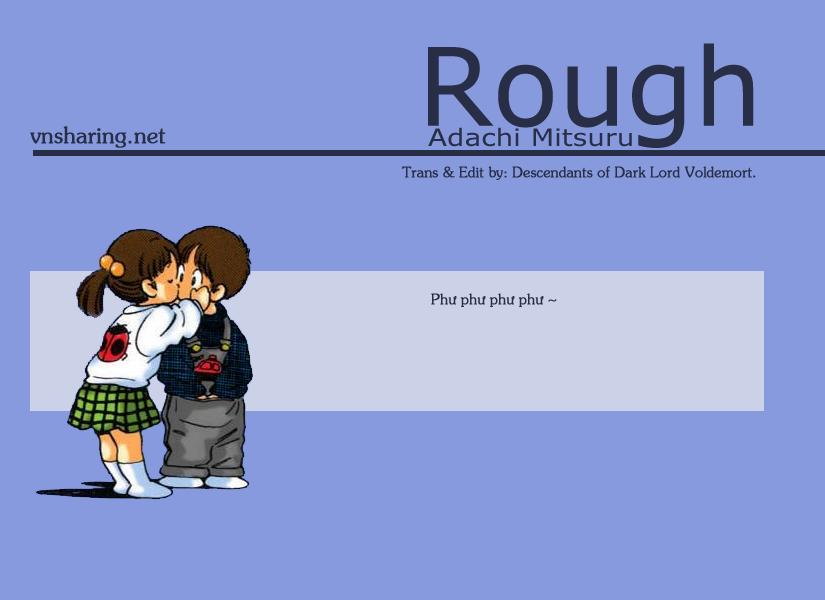 Rough - Ngọc Thô chap 25 - Trang 1