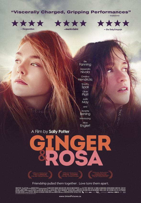 Ver Ginger And Rosa (2012) Online