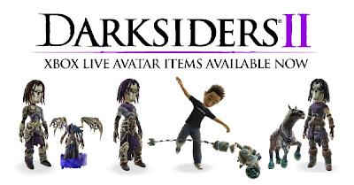 Darksiders 2 Premium Xbox 360 Avatar Collection