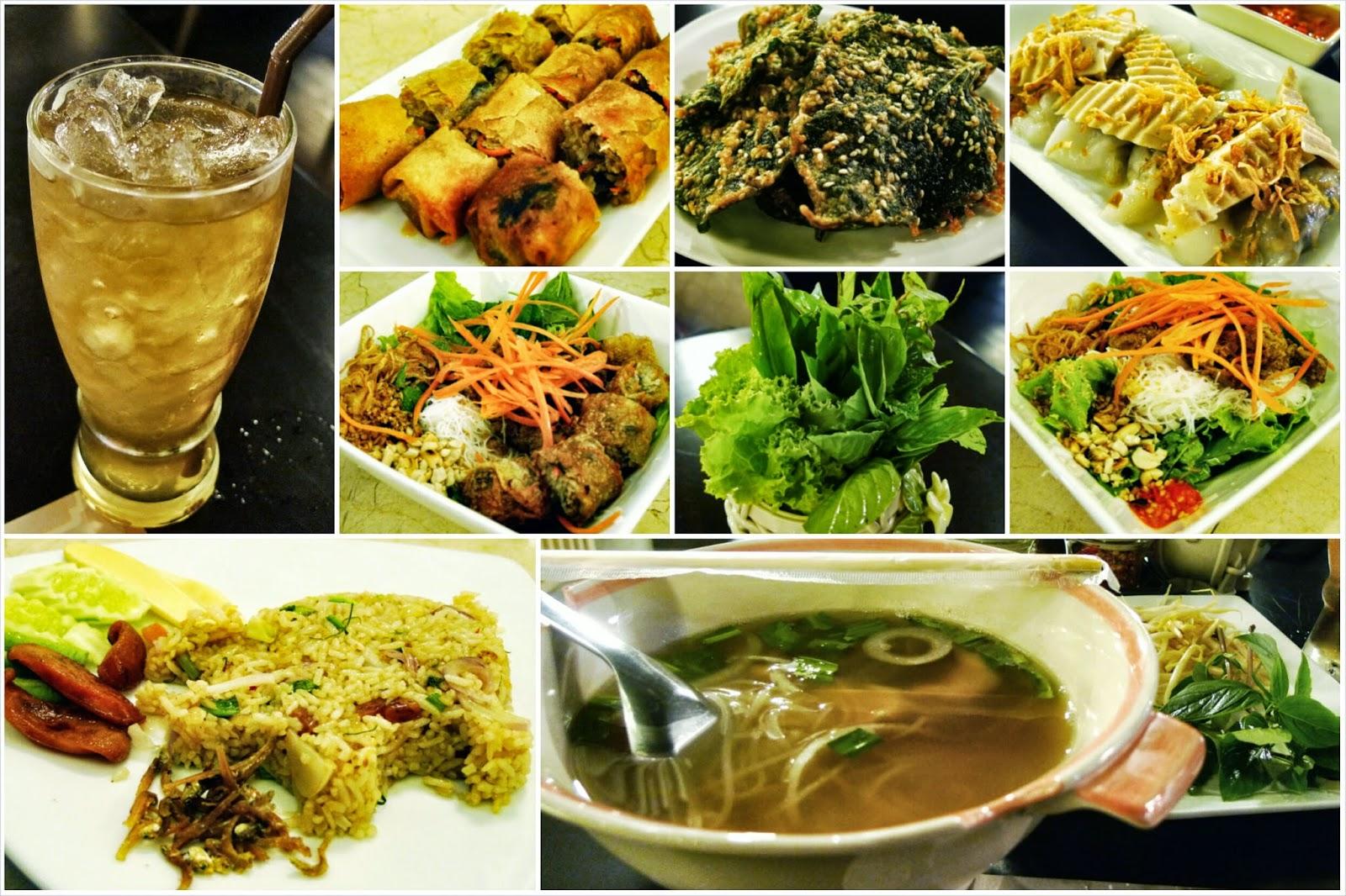 Amazing thailand gourmet annam viet cuisine for Annam vietnamese cuisine
