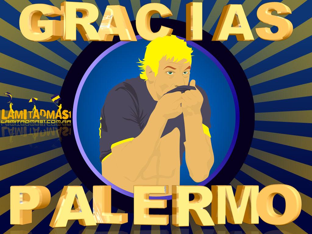 Todos los goles de Martin Palermo!