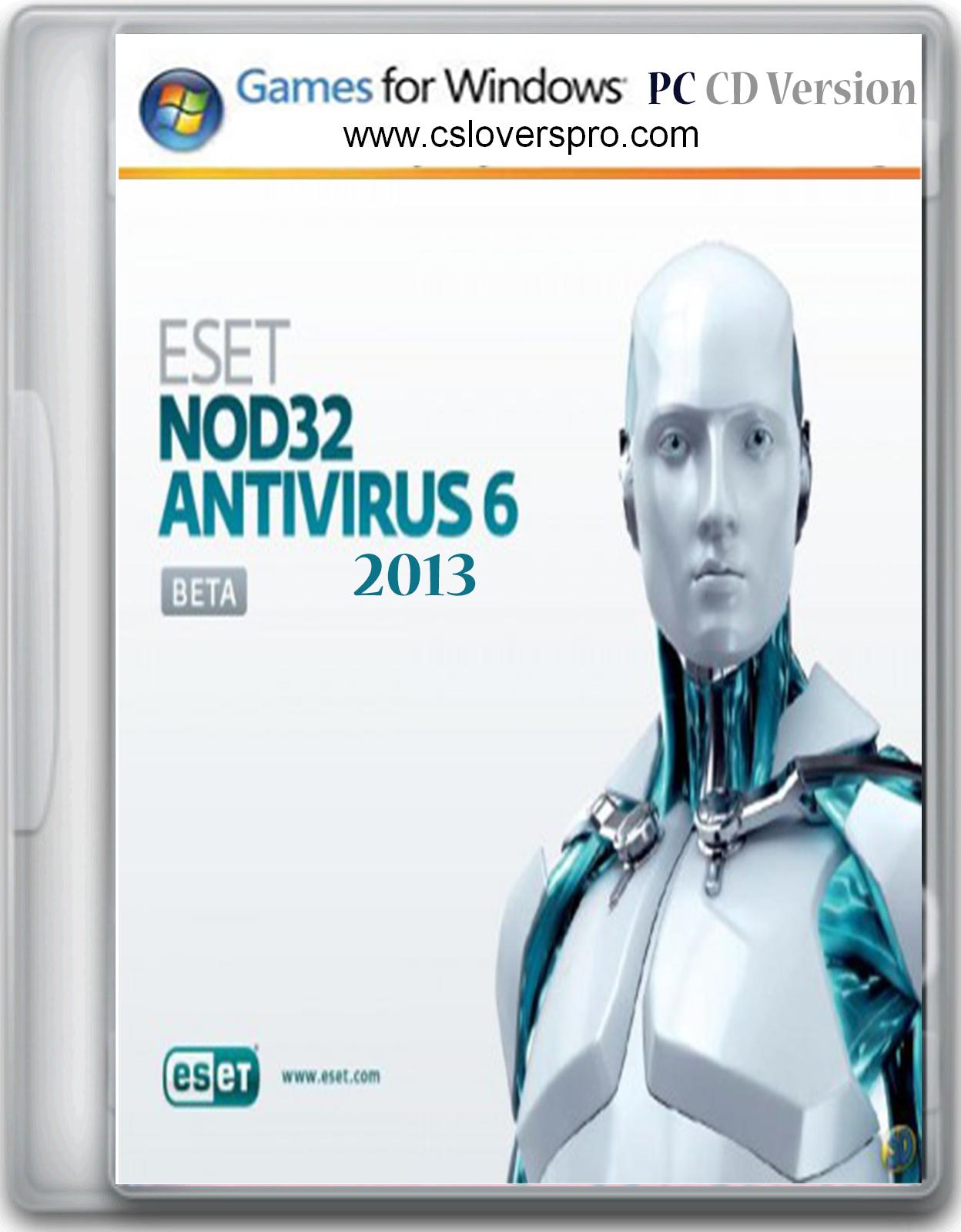 Eset nod32 antivirus 6 free download latest 2017 ...