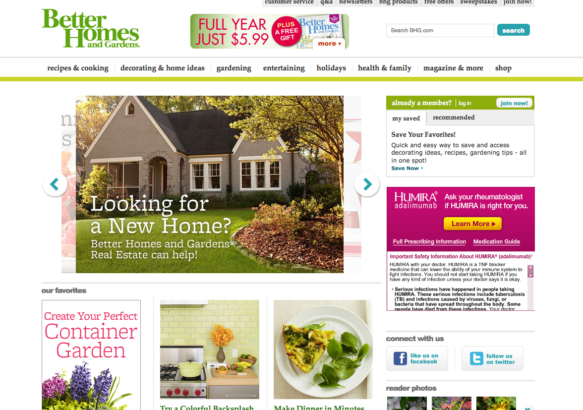 Home And Garden Sweepstakes Dream Home Entry For 2014