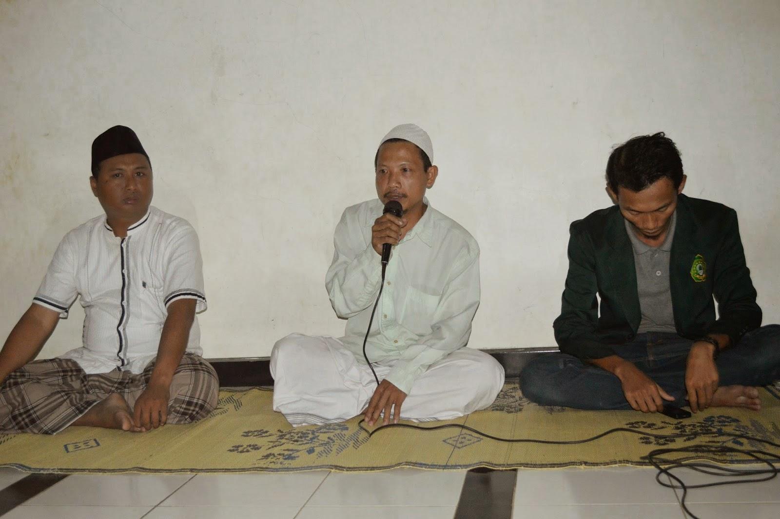 Pelatihan Pembuatan Makalah, Foto-foto, gambar, Sambutan.