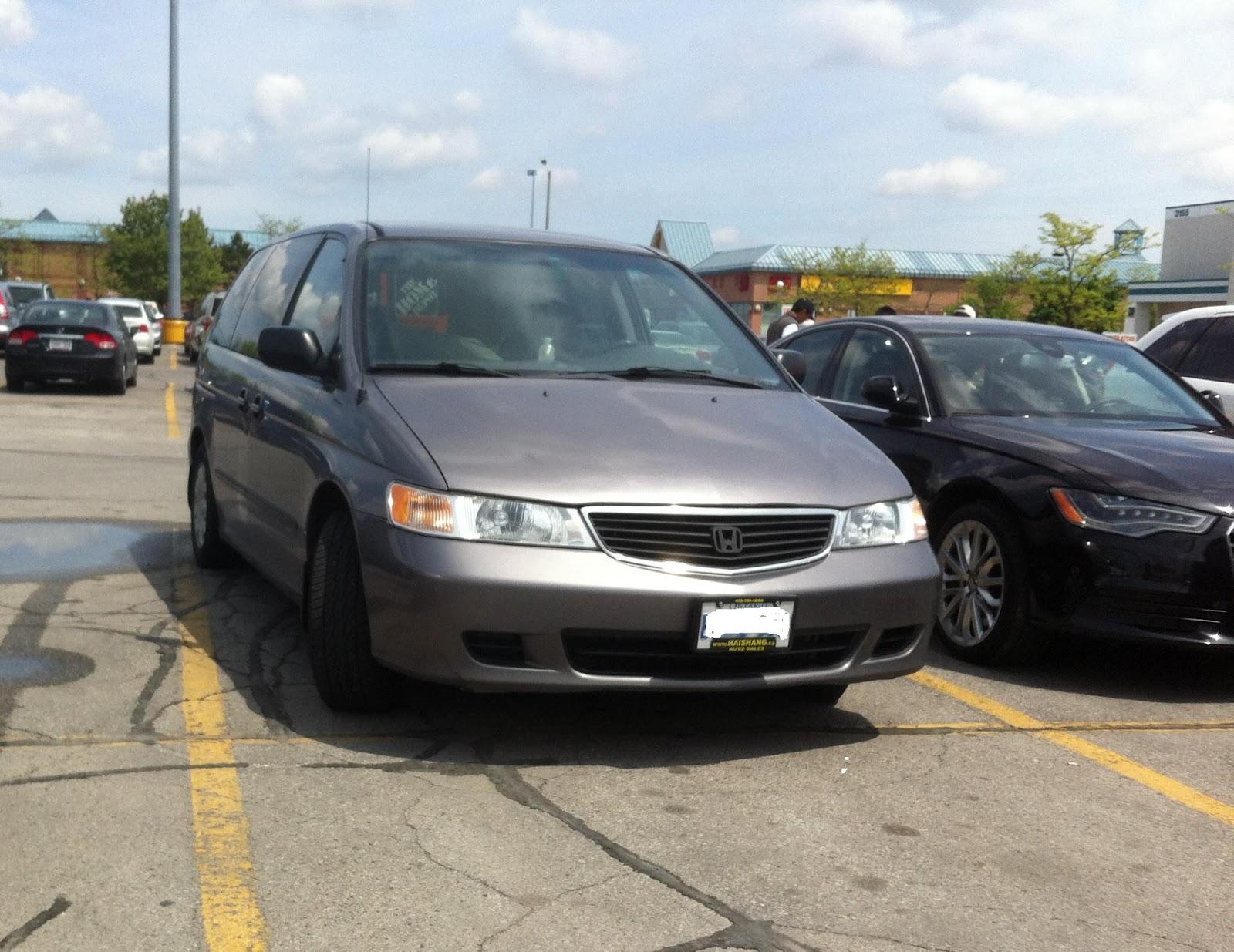 parking fail blog