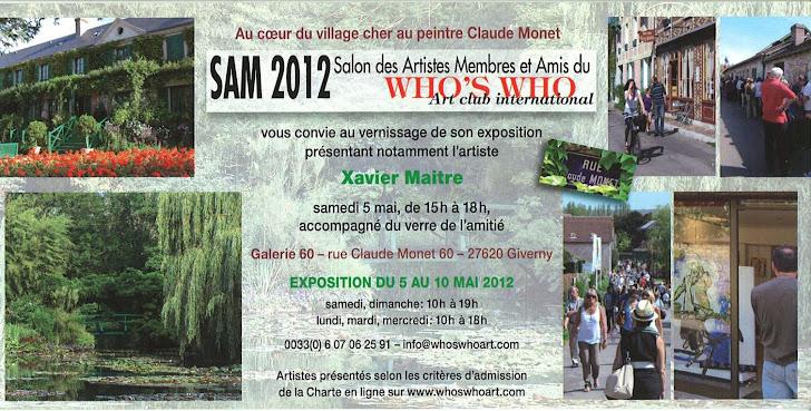 SLAM 2012