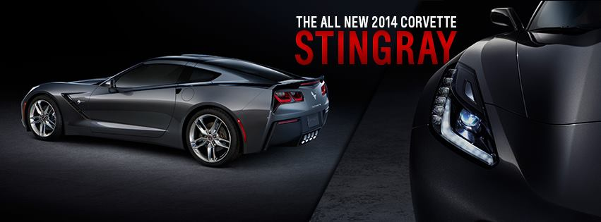 2014 Corvette Stingray Debut
