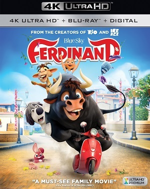 O Touro Ferdinando 4K Ultra HD Filmes Torrent Download onde eu baixo
