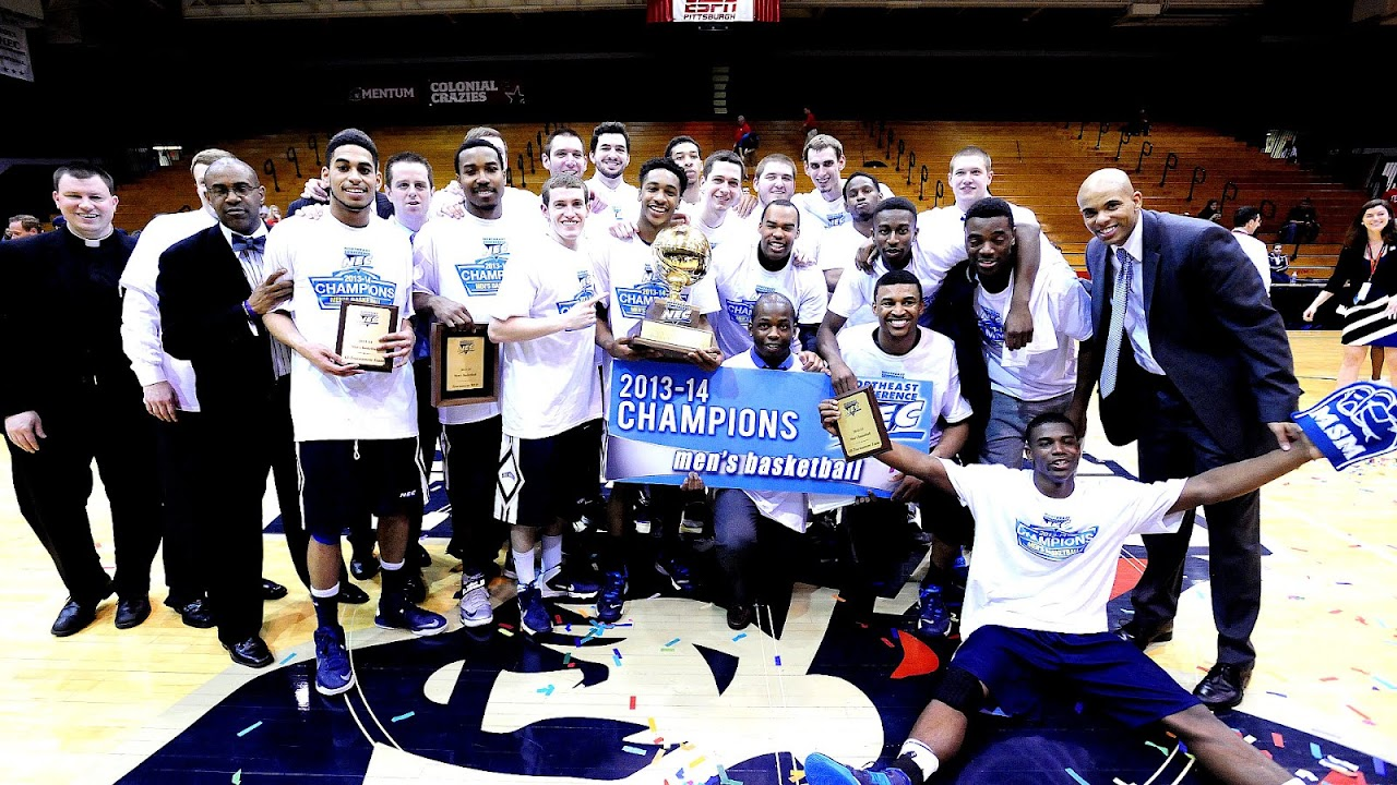mt st marys mountaineers college basketball mt st - 1280×720