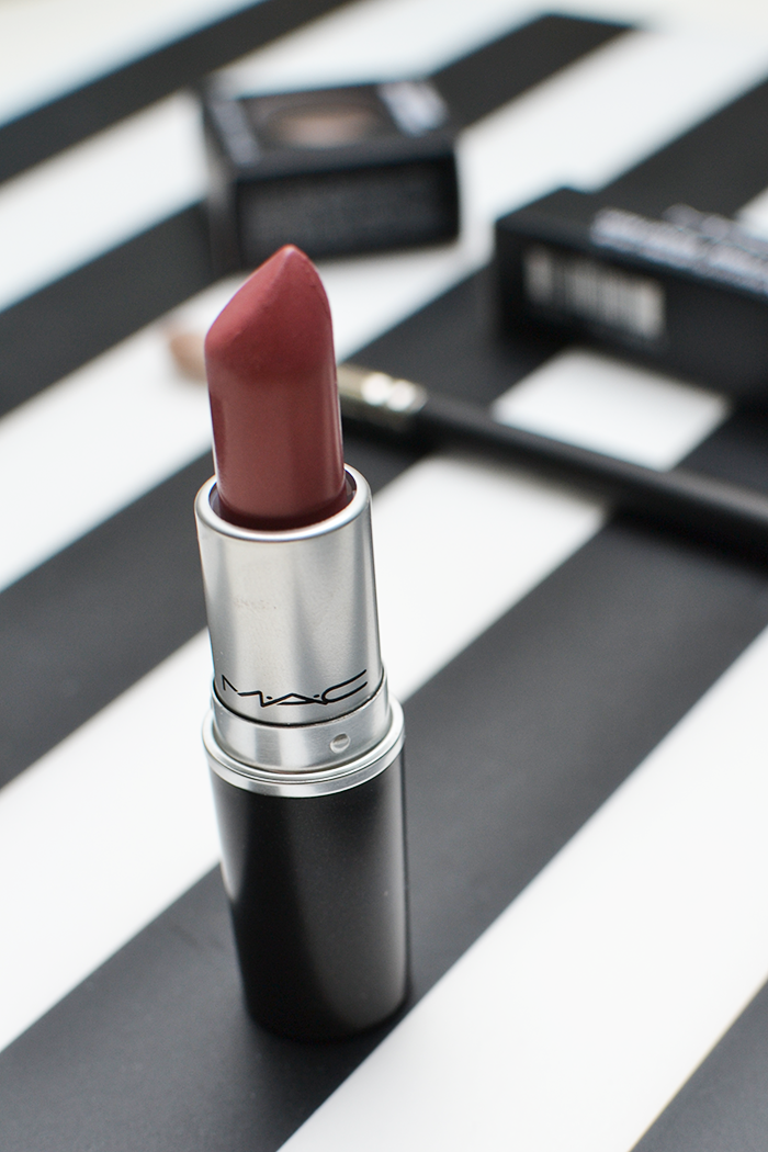 MAC Brave  | Colours and Carousels - Scottish Lifestyle, Fashion & Beauty Blog