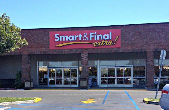 #SFTasteTest, Smart & Final, First Street