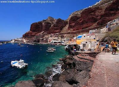travel Santorini Island Greece