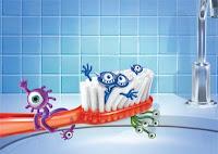 Fakta Buruk Tentang Bakteri Pada Sikat Gigi