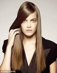 cara merawat rambut rebonding
