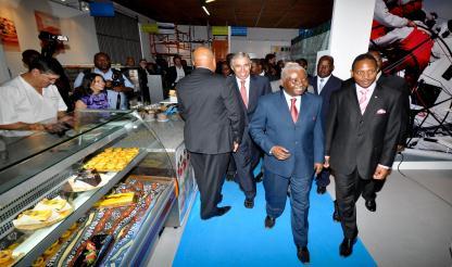 Moçambique: PORTUGAL COM O MAIOR PAVILHÃO ENTRE OS 18 PAÍSES PRESENTES NA FACIM