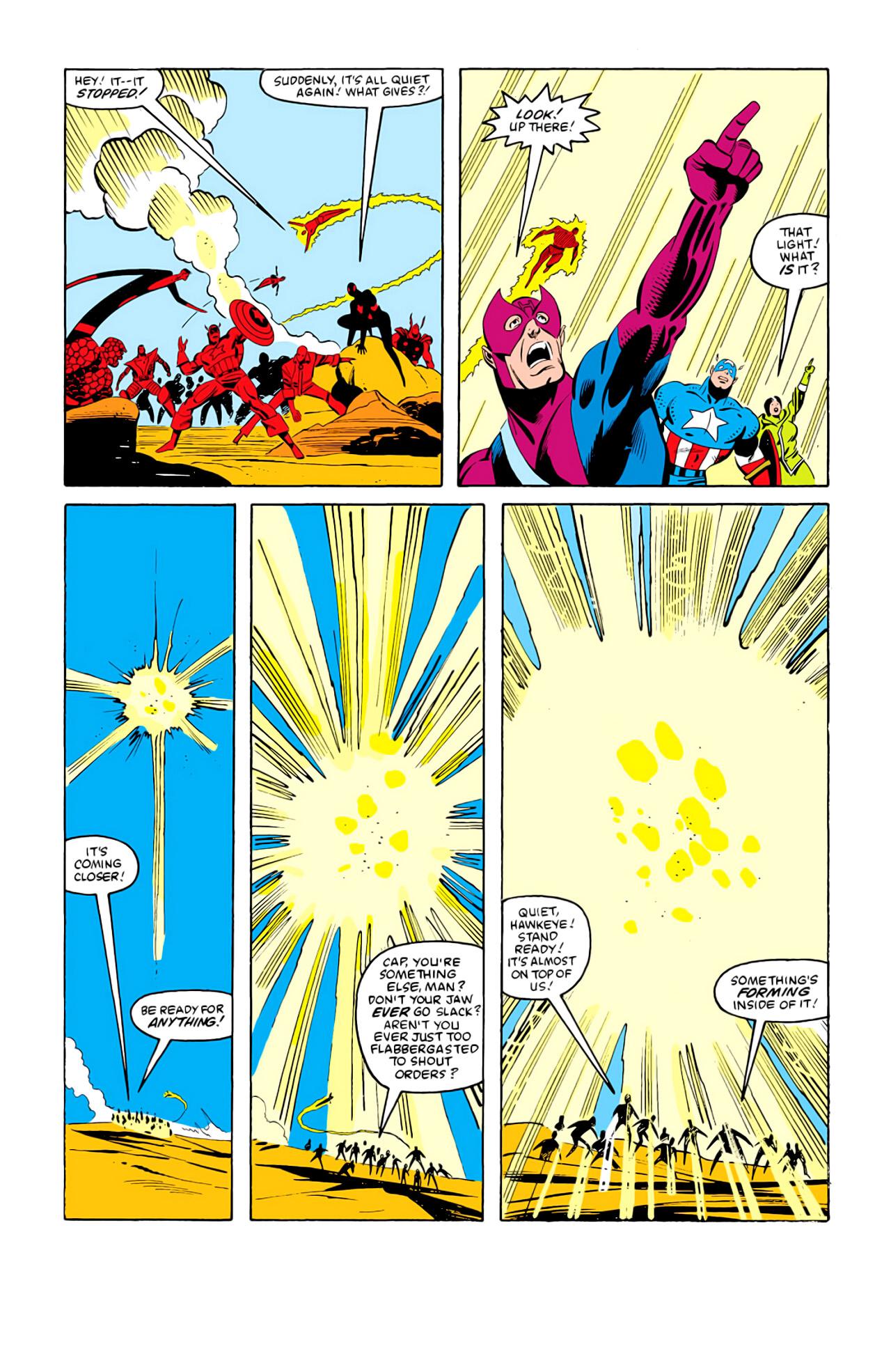Captain America (1968) Issue #292k #218 - English 25
