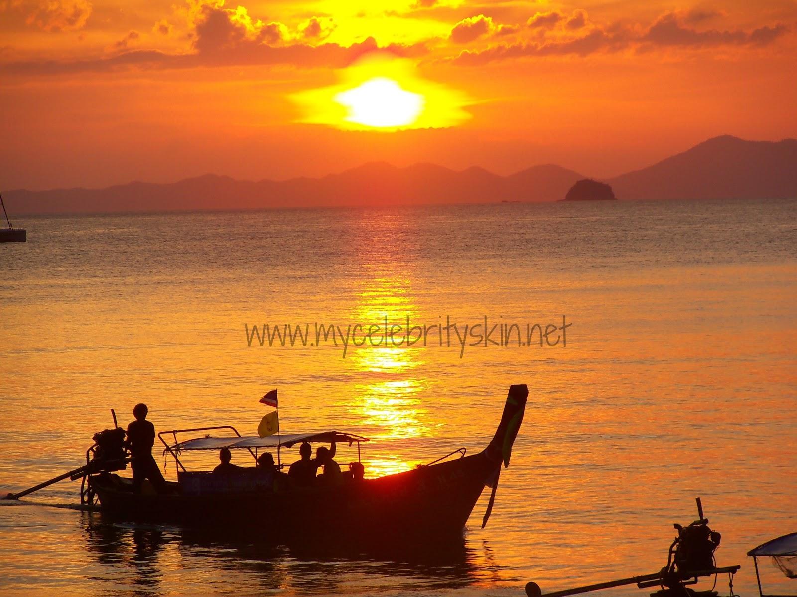 Ferry From Krabi To James Bond Island