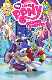 MLP Friends Forever #4 Comic