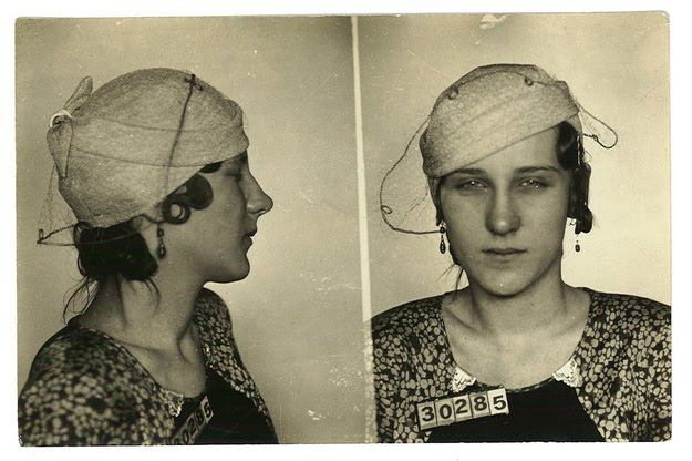 Vintage mugshots of bad girls damn cool pictures - Retro bad ...