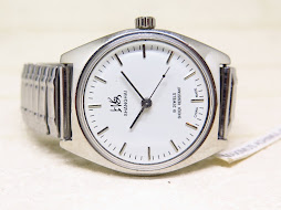 SHANGHAI WHITE DIAL - MANUAL WINDING - FLEXIBLE STRAP