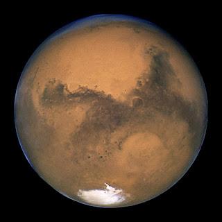Марс в 2003 году