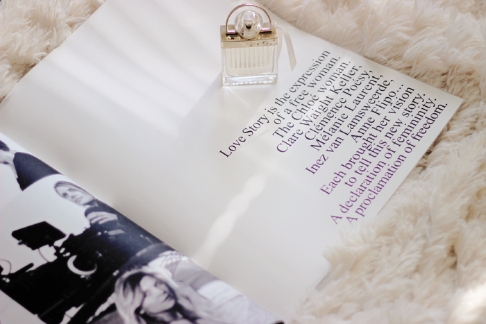 Chloe Love Story perfume fragrance review