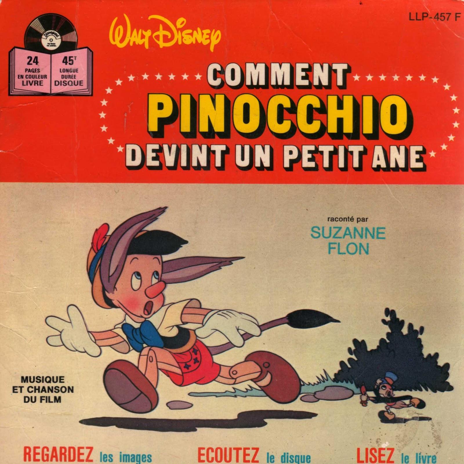 En broc llp 457 f comment pinocchio devint un petit ne - Baleine pinocchio ...