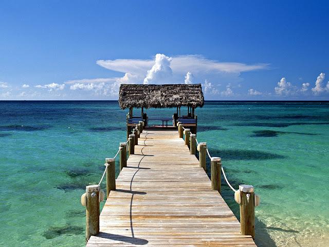 New Providence Island, Las Bahamas