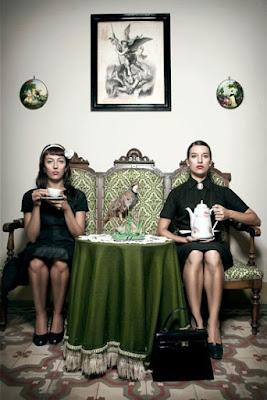 женското пространство домашна култура