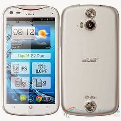 Harga HP ACER Liquid [E2] - White
