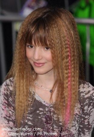 Rubio cabello color 2009