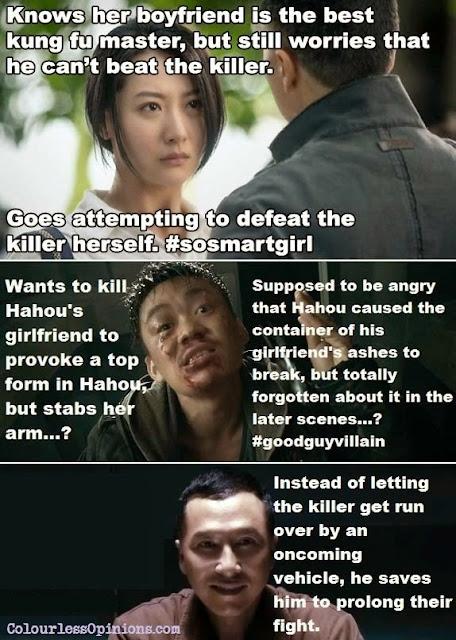Kung Fu Jungle Donnie Yen movie meme