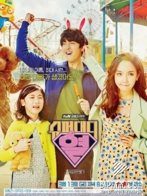 Người Cha Tuyệt Vời - Super Daddy Yeol (2015)